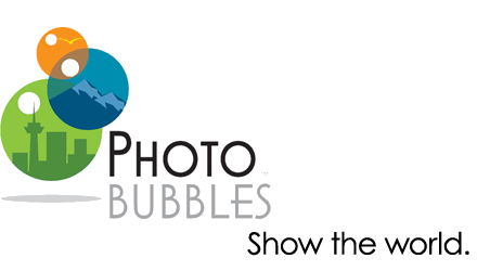 Photo Bubbles | Show the World.